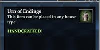 Urn of Endings
