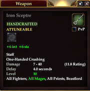Iron Sceptre