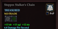 Steppes Stalker's Chain