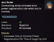 Oro brew