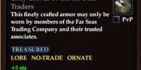 Grey Gloves of the Far Seas Traders