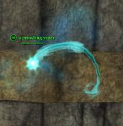 Flying Snake (Bruiser) Placed