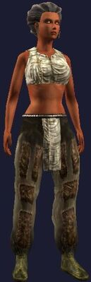 Dark Bargainers ceremonial (Armor Set) (Visible, Female)
