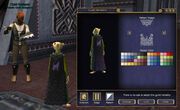 Guild hall amenity - guild cloak designer