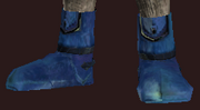 Forged Boots of Skullhelm (Equipped)