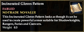 Incinerated Gloves Pattern