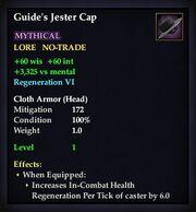 Guide's Jester Cap