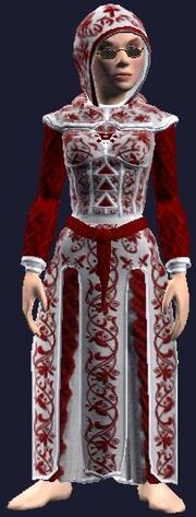 Robe of Glad Tidings (Equipped)