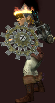Tinkered Shield of the Great Gear