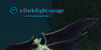 A Darkflight savage