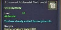 Advanced Alchemist Volume 57