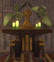 Imbued Altar of Tunare (Visible)