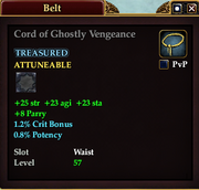 Cord of Ghostly Vengeance