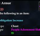 Rune: Armor
