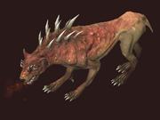 Hellhound (Berserker) (Visible)