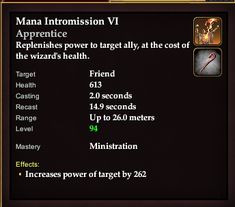 Mana Intromission VI