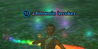 A brownie invoker