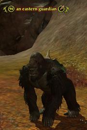 An eastern guardian
