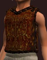 Rake's Chain Tunic (Equipped)