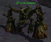 A vile trampler
