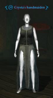 Crysta's handmaiden