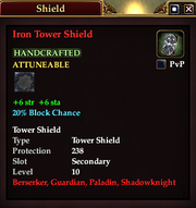 Iron Tower Shield