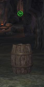 Kaladim explosive barrel