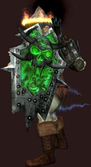 Shield of the Soulscorned