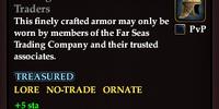 Midnight Helm of the Far Seas Traders