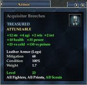 Acquisitor Breeches