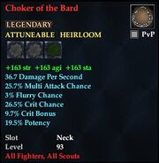 Choker of the Bard