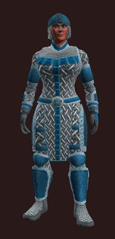 Spiritualist's (Armor Set)