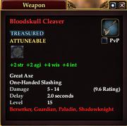 Bloodskull Cleaver