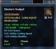 Doctor's Scalpel