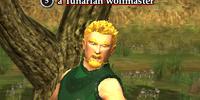 A Tunarian wolfmaster