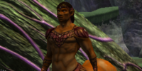 A gladehoof protector