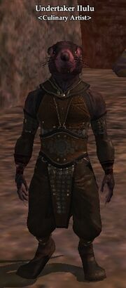Undertaker Ilulu