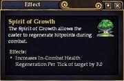 Spirit-Growth