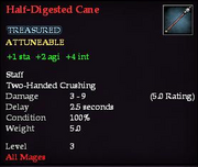 Half-Digested Cane