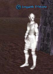 Jergaeth D'Morte