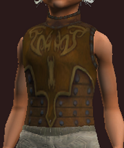 Lucanic Tunic of the Stormcaller (Equipped)