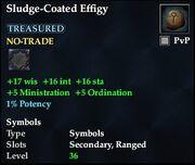 Sludge-Coated Effigy