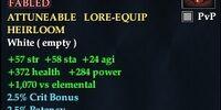 Alaric's Ring of Impaling