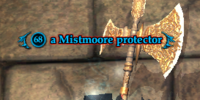 A Mistmoore protector
