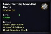 Create Your Very Own Stone Hearth