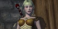 A Mistmoore maid