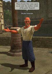Peytro Ironside