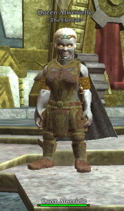 Queen Alwenielle