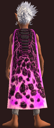 Scaled Cloak of the Archmagus (Equipped)