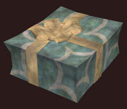 Dingy-gift-box